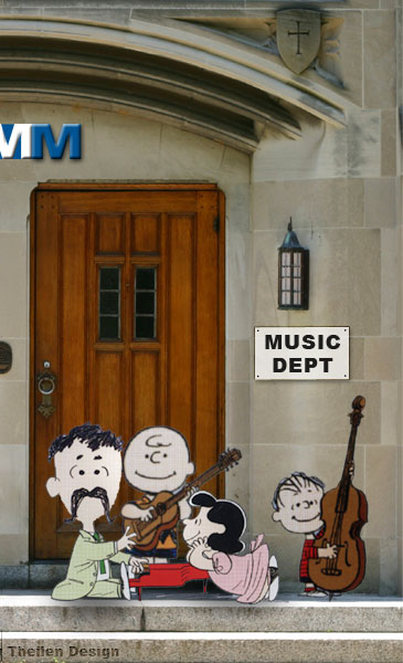 Hogan Music Department