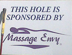 Massage Envy Sponsorship